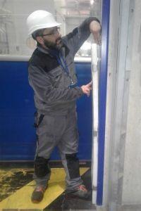 Frédéric GAUTHIER, Technicien de chantier, PPI